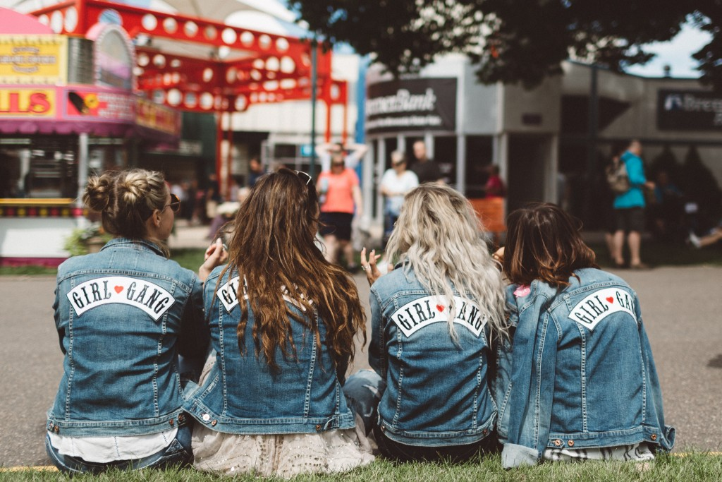 Girl Gang x Silver Jeans Co.